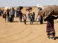 """ONU: Situaţia din provincia siriană Idlib, """"cea mai mare criză din lume, în prezent"""""""