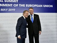 Donald Tusk i-a propus lui Iohannis, în 2019, să fie președinte al Consiliului European
