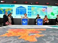 Doi funcționari ai Uniunii Europene au fost depistați cu coronavirus