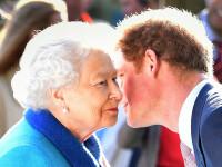 Prințul Harry, întâlnire de 4 ore cu regina Elisabeta a II-a. Ce au discutat