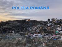 Afaceri ilegale cu gunoaie în valoare de peste 1 milion €, deconspirate de autorități