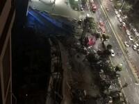 Zeci de oameni au fost prinși sub dărâmături, după ce un hotel din China s-a prăbușit