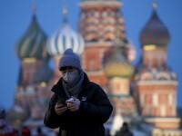 Rusia îi amenință cu închisoarea pe suspecții de infecție cu COVID-19 care nu se izolează