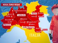 Cum este viața în Italia, după ce un sfert din populație a intrat în carantină
