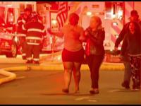 Incendiu violent în SUA, soldat cu zeci de victime