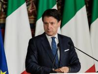 Premierul Conte: Italia se confruntă cu ora sa cea mai întunecată