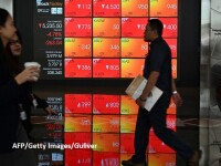 Sute de mld.$ s-au evaporat de pe burse.A 3-a putere mondială se îndreaptă spre recesiune