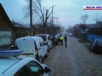 Tineri din Dâmbovița s-au încăierat în stradă și au avariat o ambulanță SMURD
