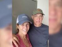 """Tom Hanks şi soţia sa au anunţat că se simt mai bine: """"Ne vom descurca"""""""