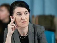 Ministrul Muncii, Violeta Alexandru, spune că pensiile ar putea fi plătite în avans cu câteva luni
