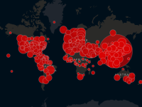 A fost depășit pragul de 15 milioane de infectări cu noul coronavirus pe glob