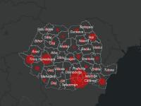 Aici puteți vedea situația epidemiei de coronavirus în timp real