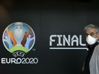 UEFA a anunțat oficial amânarea EURO 2020. Turneul se va desfășura în vara anului 2021