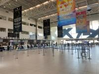 Imagini dezolante. Cum arată Aeroportul Internațional Henri Coandă, din cauza covid-19