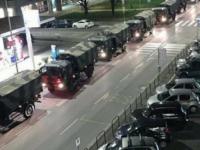 VIDEO. Armata italiană, pusă să evacueze cadavrele victimelor epidemiei de COVID-19