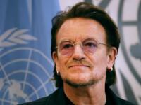 """Bono a compus un cântec-omagiu adus italienilor afectaţi de coronavirus: """"Pentru voi cântăm"""""""