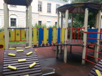 Locurile de joacă şi de recreere, închise în Sectorul 2 al Capitalei