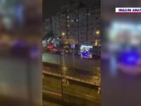 """""""Stați în case"""". Jandarmii și polițiștii au patrulat pe străzi pentru a transmite mesajul"""