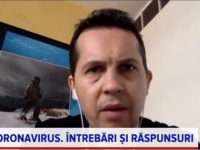 """Gabriel Diaconu: """"De fapt, România are astăzi mii de persoane care sunt infectate deja"""""""