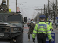 Autoritățile au ridicat carantina parţială din localitatea Cuza Vodă