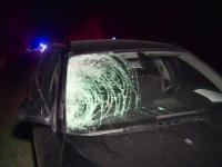 Bărbat din Dâmboviţa, lovit mortal de o maşină pe drum. Ce act avea la el