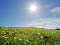 Vremea în luna iunie. Prognoza ANM pe următoarele 2 săptămâni