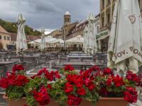 Noi măsuri în zonele turistice din Brașov, în urma creșterii cazurilor de Covid-19