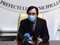 Prefectul Capitalei: În septembrie, Bucureștiul va fi lovit de valul 4 de Covid-19