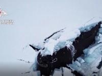Rusia anexează şi gheţarii. Putin a trimis 3 submarine nucleare la Polul Nord