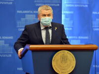 Liberalul Florin Roman a fost ales în funcția de președinte interimar al Camerei Deputaților