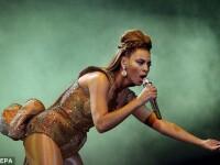 Noul look afisat de Beyonce. Vezi GALERIE FOTO