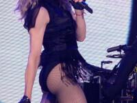 Concertul Madonnei la Marsilia anulat, dupa prabusirea scenei