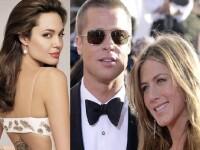 Brad Pitt, intalniri secrete cu fosta sotie!