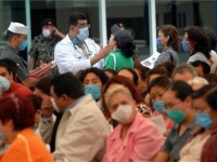 5 persoane din Dolj, intre care 4 elevi, diagnosticate cu gripa noua