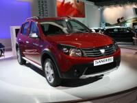 Sandero Stepway, primul crossover de la Dacia! Vezi aici IMAGINI!