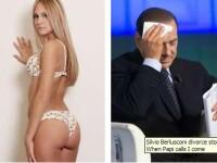 Noemi Letizia, fiica nelegitima sau iubita secreta a lui Berlusconi?