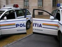 Accident rutier, batai si focuri de arma in orasul Zarnesti!