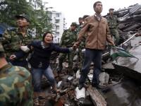 Zi de doliu in China! Se implineste un an de la marele cutremur!
