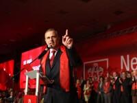 Mircea Geoana, desemnat oficial candidatul PSD pentru presedintie
