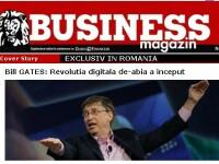 Tinerii manageri de top din Romania, premiati de Business Magazin