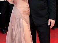 Brad Pitt si Angelina Jolie au facut senzatie la Cannes!
