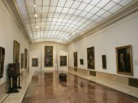 Opt tablouri furate si recuperate, expuse de Politia Romana!