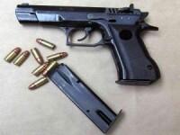 Un subofiter din Barlad si-a tras un glont in cap, cu arma din dotare