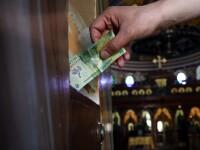 Oameni fara Dumnezeu. Au furat banii din cutiile milei a doua biserici din Alba
