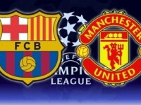 Finala de vis a Ligii Campionilor! Barcelona-Manchester: 2-0