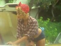Ii place! Beyonce, murdara de ulei de motor