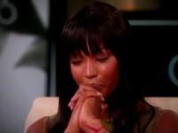 Naomi Campbell, in lacrimi la emisiunea lui Oprah Winfrey!
