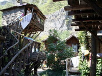 Vacanta eco: Stai in copac, in Turcia, la Kadar