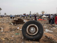 Accident aviatic in Indonezia. Pilotul este in stare critica, avionul scrum