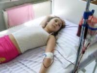 9 ani traiti pe un pat de spital... Ajut-o pe Miruna sa supravietuiasca!
